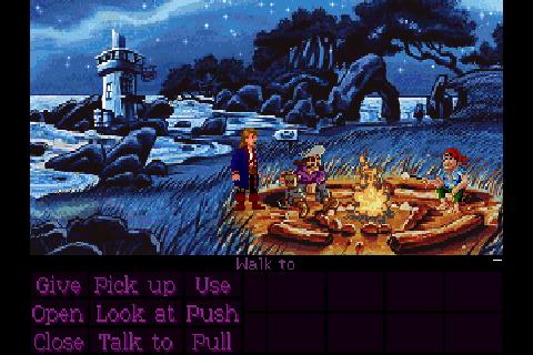 Screenshot Monkey Island 2 Special Edition: LeChuck's Revenge – LITE