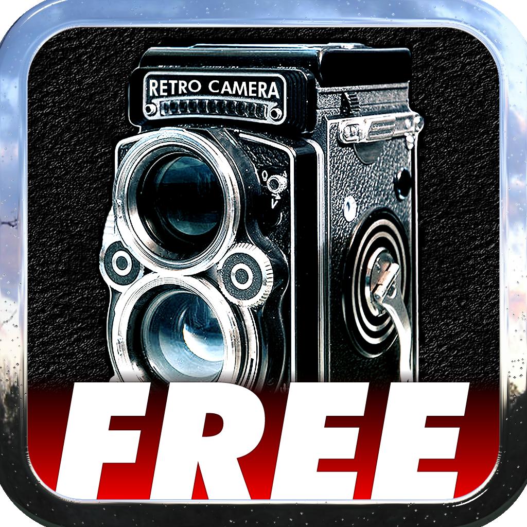 レトロカメラ FREE